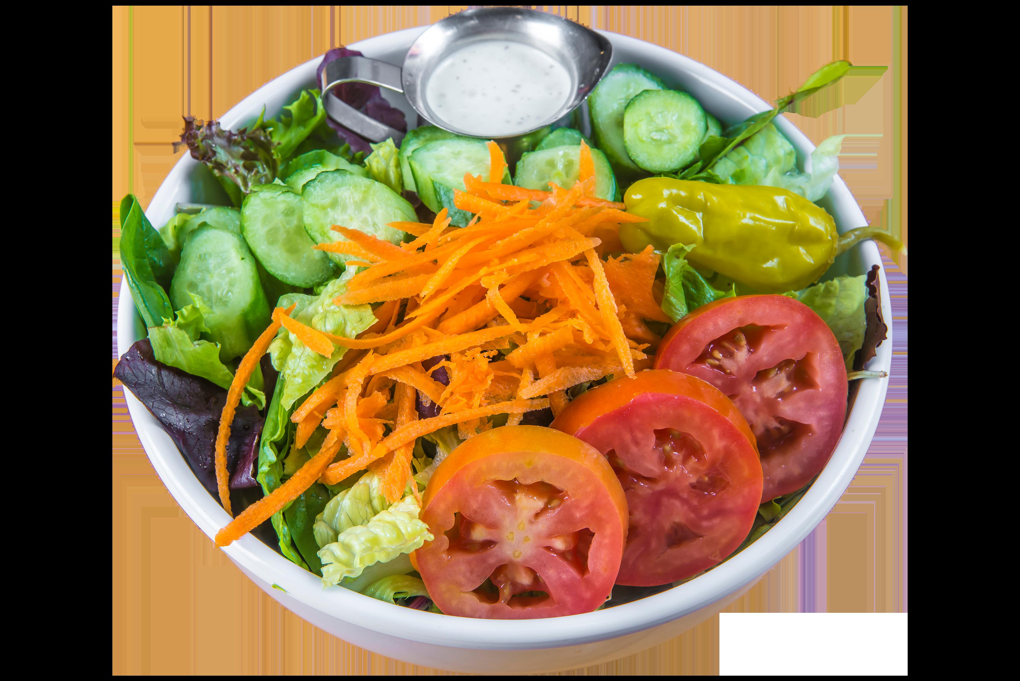 pita cafe garden salad transparent